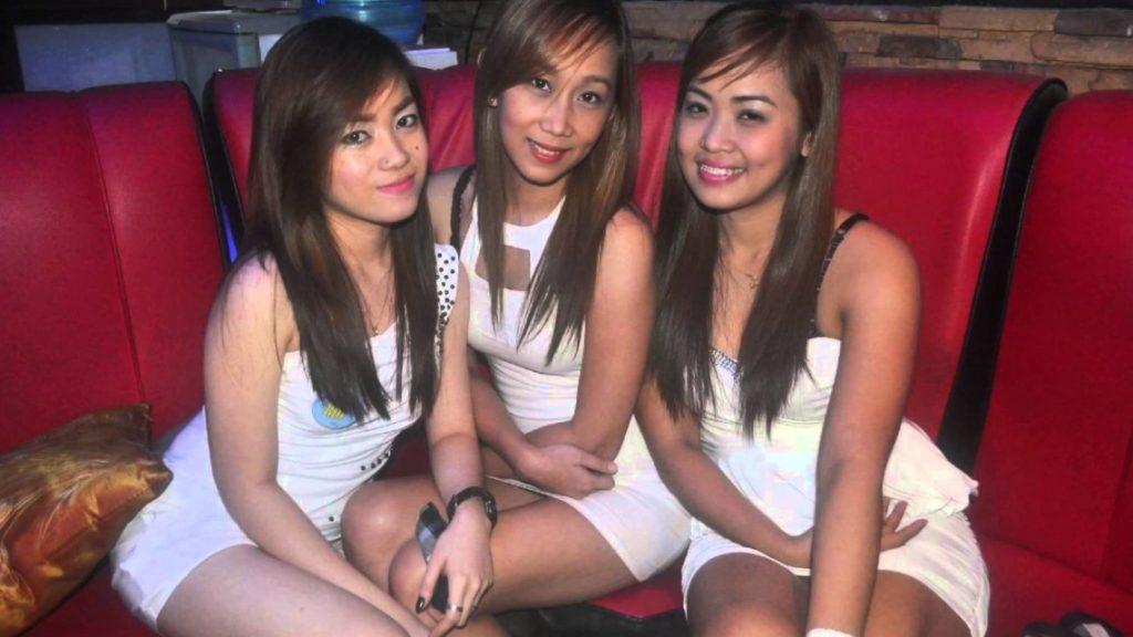 Mädchen aus Manila