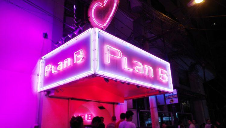 Plan B Hostess Bar
